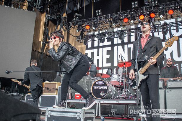 The Interrupters | Summer Tour at Jones Beach Theater in New York