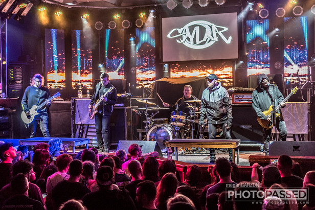 Gallery: Sylar at Culture Room 3-23-17