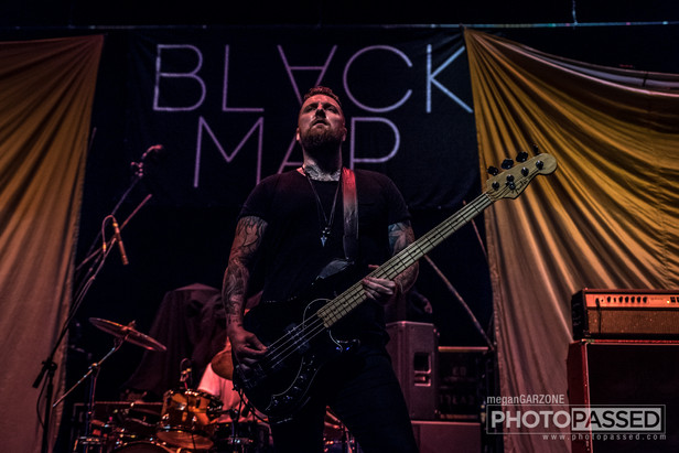 Gallery: Black Map at The Fillmore 7-19-17