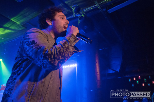 Back Again   You Me At Six with Dreamers at Underground Arts in Philly