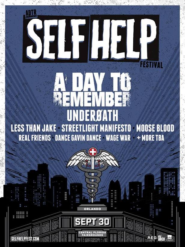 Lineup Announcement: Self Help Fest Orlando