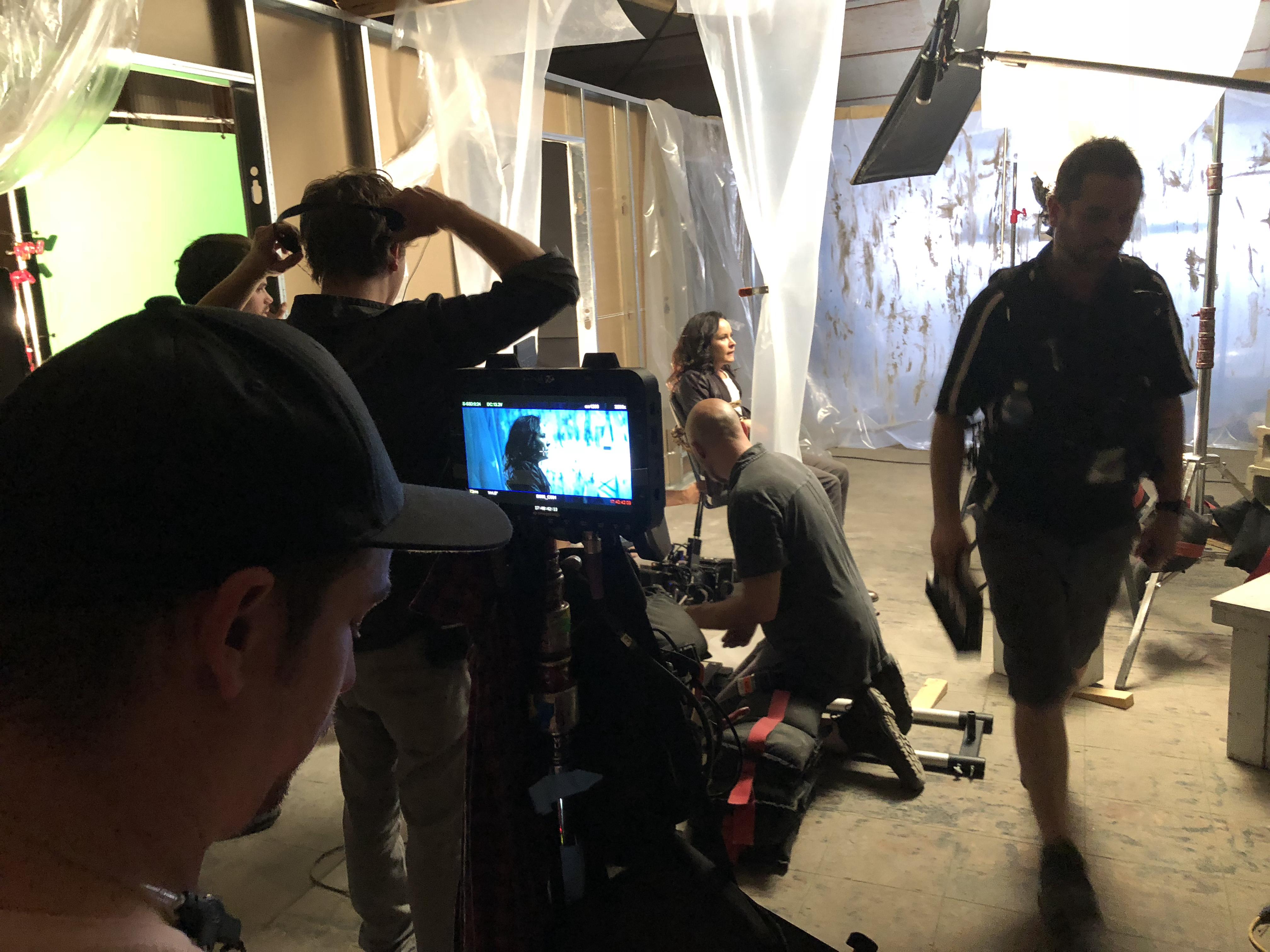 behind the scenes tommie-amber pirie