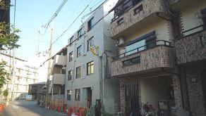 ☆☆現場便り☆☆東淀川作業は外部足場はすっかり取れました。急ぎ外構の手配に入っています。内部は4・5階の仕上げ工事を行っています。あと、少しです!!