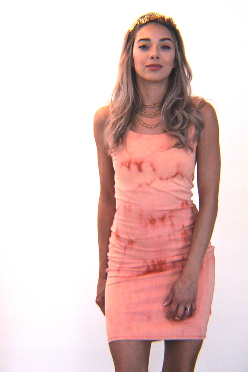 """Tied Dyed Fried"" Bodycon"
