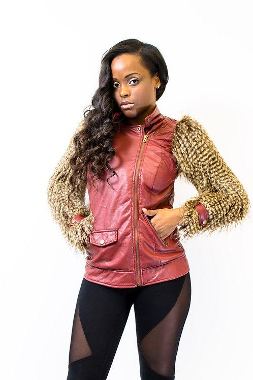 """FURont Row"" jacket"