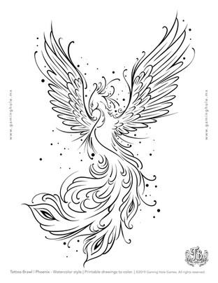 Phoenix-DrawingsSheet-TattooBrawl.jpg