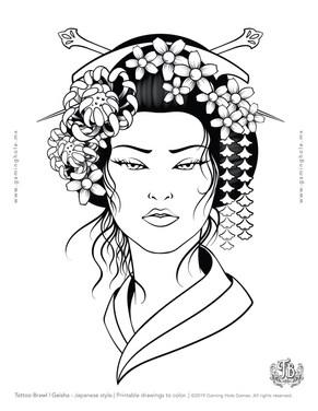 Geisha-DrawingsSheet-TattooBrawl.jpg