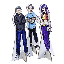 Standee Pack - Expansion
