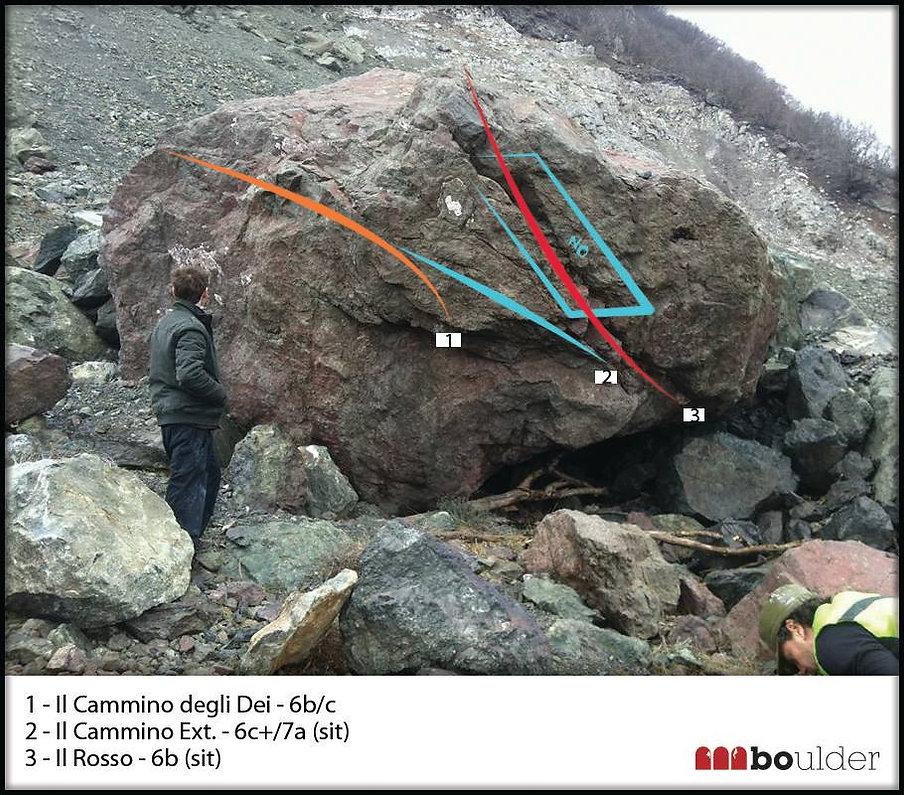 cava,bo-ulder,il rosso,il cammino degli dei,pietramala,boulder a bologna, arrampicata a bologna,bouldering a bologna