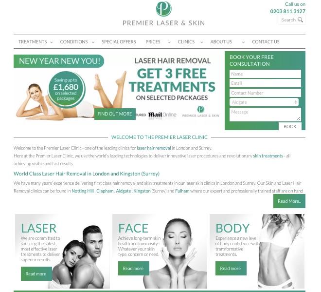 Premier Laser Skin Clinic