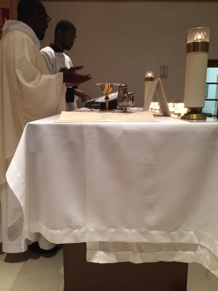 Feast of the Presentation Candle Mass