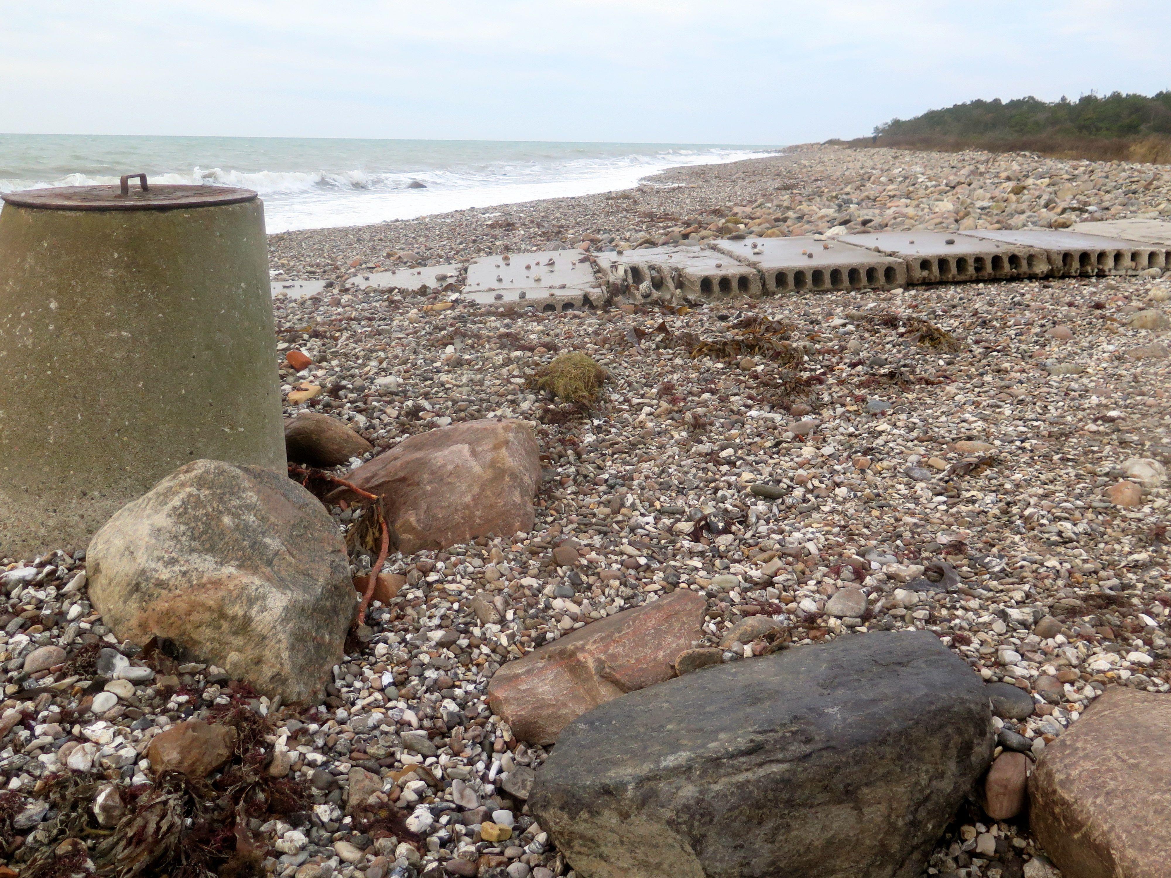 Stranden efter stormen Urd4