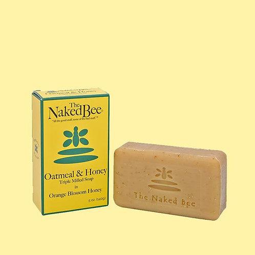 Orange Blossom Honey Bar Soap
