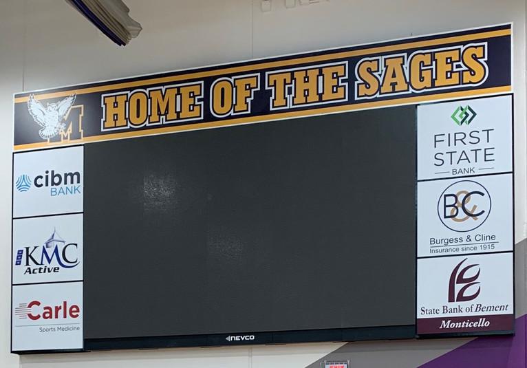 Video Score Board