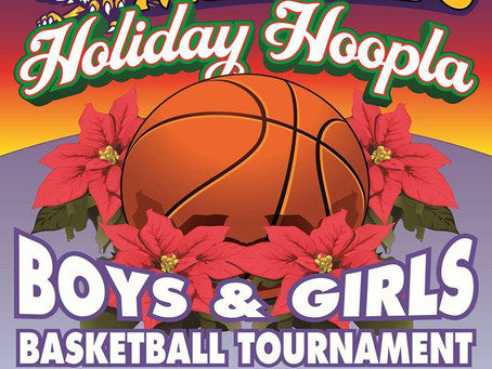It's Holiday Hoopla Time!