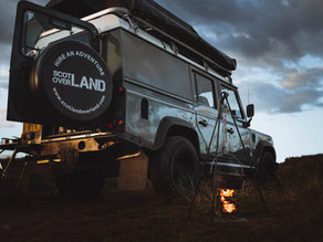 Scotland Overland