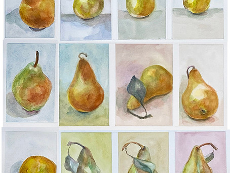 October Pears
