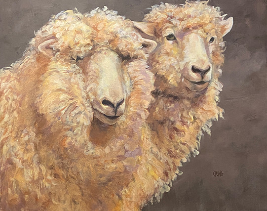 Spring Sheep