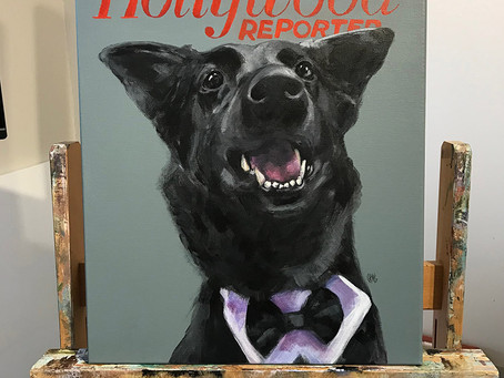 Hollywood Dog