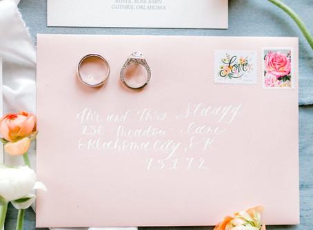 Make It Happen Monday: Marriage License