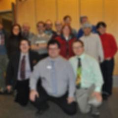 members of self Advocates in leadership (SAIL)