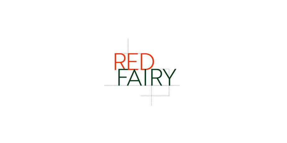 Red Fairy Logo
