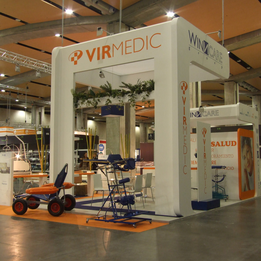 Stand Virmedic 3