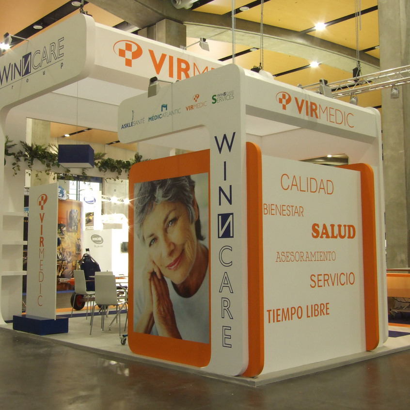 Stand Virmedic 6