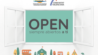 """Campaña publicitaria """"Open, siempre abiertos a ti"""" para la Federación de Campings de la Co"""
