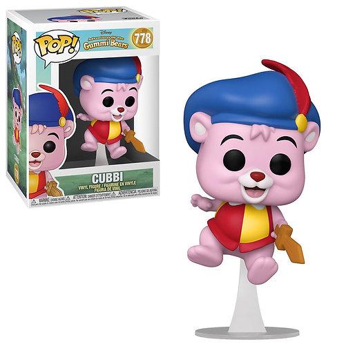 Cubbi Funko Pop! Adventures of the Gummi Bears #778