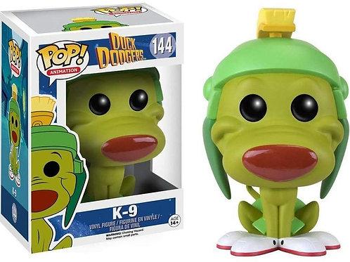 K-9 Funko Pop! Duck Dodgers #144 Vaulted