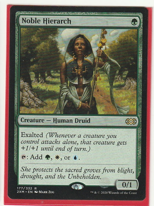 Noble Hierarch Double Masters #177/332