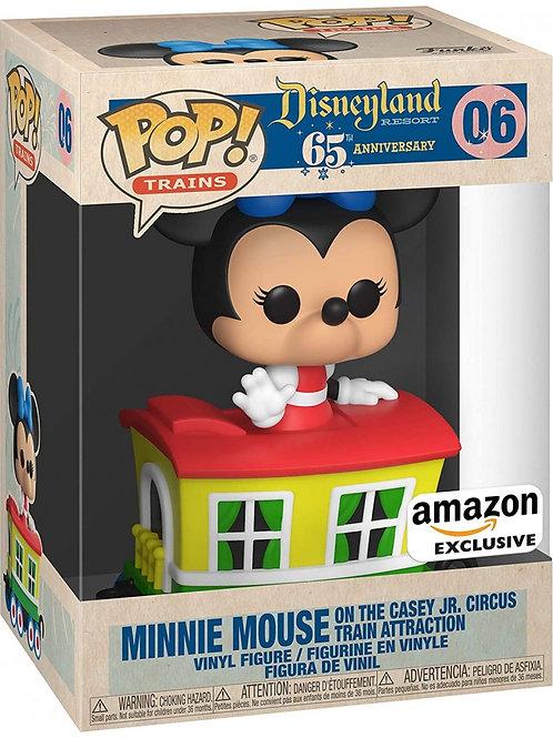 Minnie Mouse Funko Pop! Disneyland 65 Anniversary #6 Amazone Exclusive