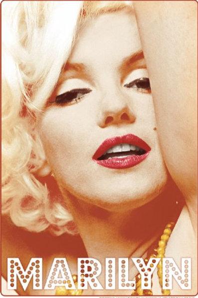 Marilyn Monroe Tin Sign