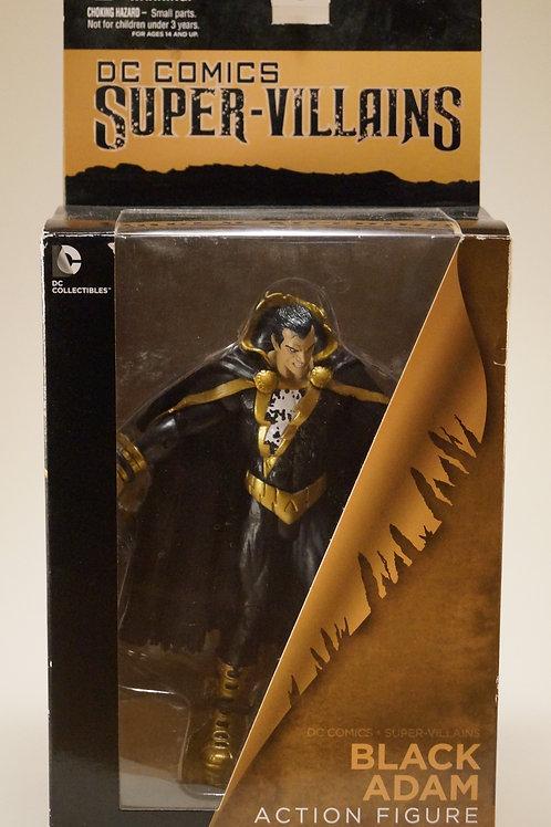 Black Adam Dc Comics Super-Vilains Action Figure