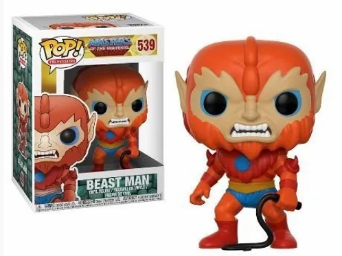 Beast Man Funko Pop! Masters of the Universe #539