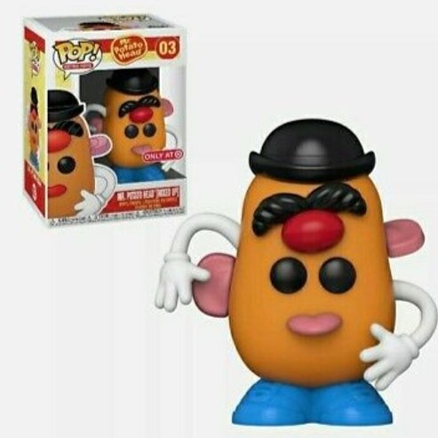 Mr. Potato Head Mixed Up Funko Pop! Potato Head #03 Target Exclusive