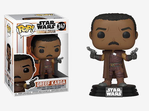 Greef Karga Funko Pop! Star Wars Mandalorian #347