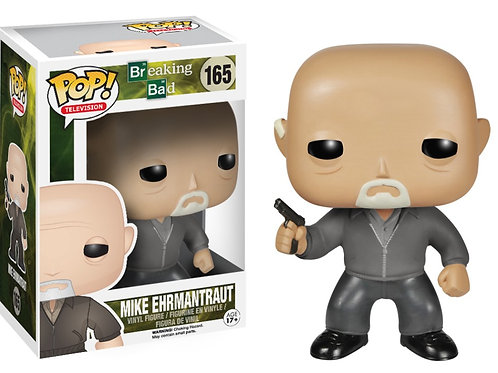 Mike Ehrmantraut Funko Pop! Breaking Bad #165 Vaulted