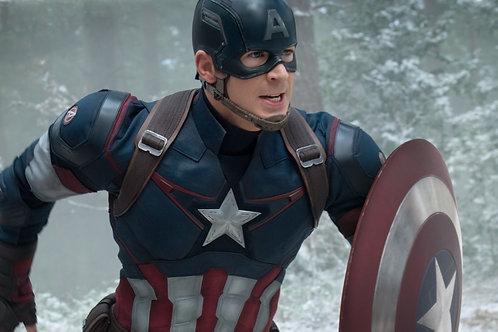 Captain America Funko Pop! Marvel Luchadores Pre-Order *Photo à Venir*