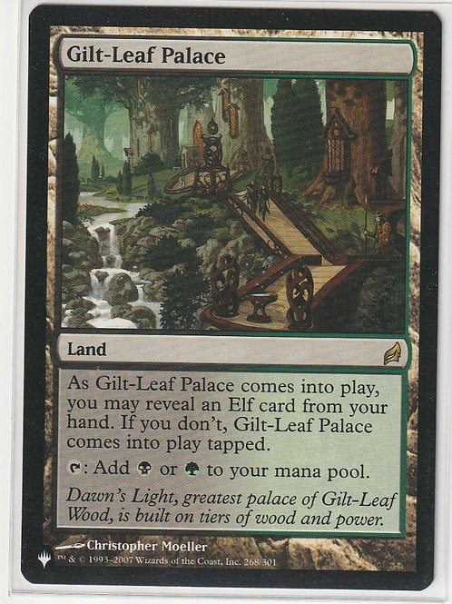 Gilt-Leaf Palace Mystery Booster #268/301