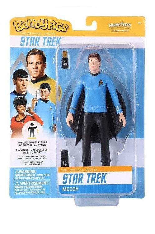 Mccoy Bendyfigs Star Trek