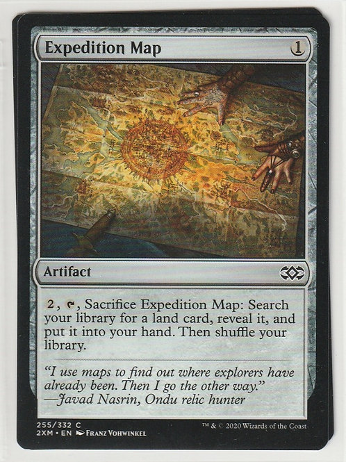 Expedition Map Double Masters #255/332
