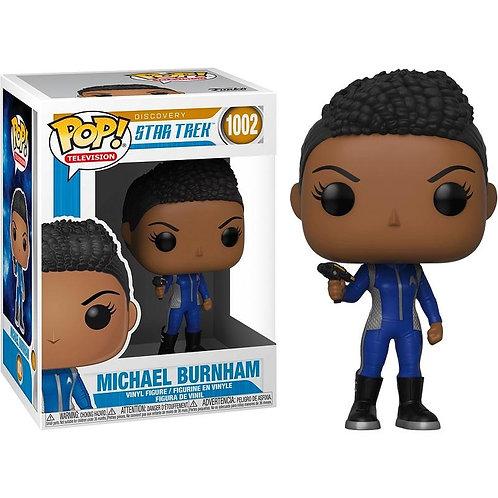 Michael Burnham Funko Pop! Star Trek #1002