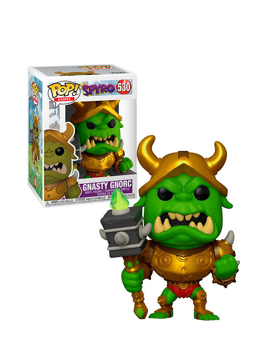 Gnasty Gnorc Funko Pop! Spyro #530
