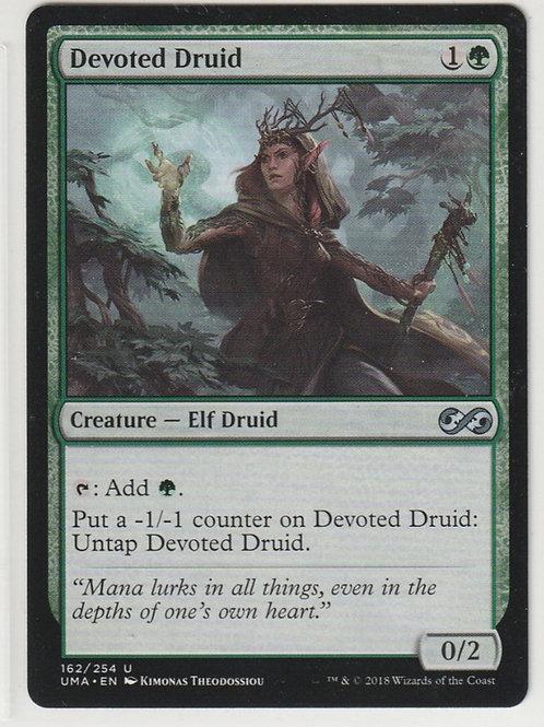 Devoted Druid Ultimate Masters #162/254