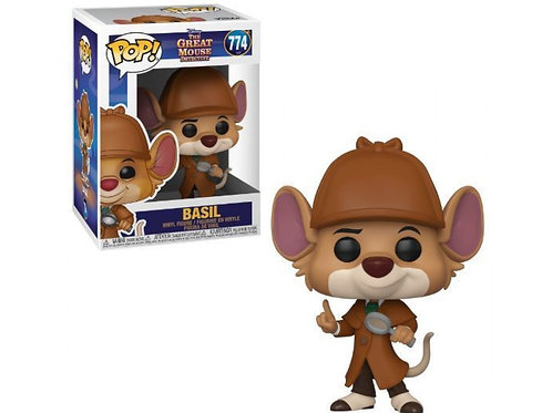 Basil Funko Pop! The Great Mouse #774