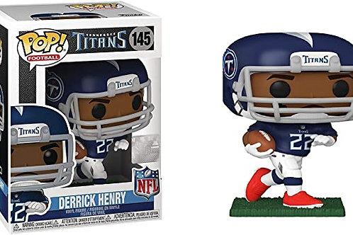 Derrick Henry Funko Pop! Tennessee Titans #145