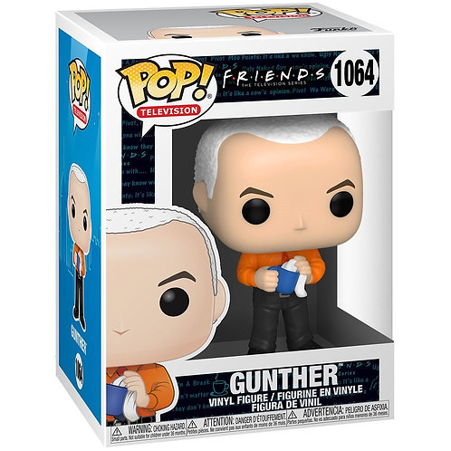 Gunther Funko Pop! Friends #1064