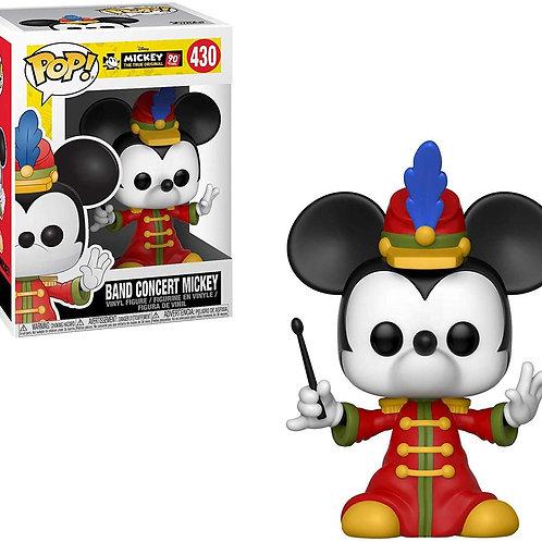 Band Concert Mickey Funko Pop! Mickey The True Original #430
